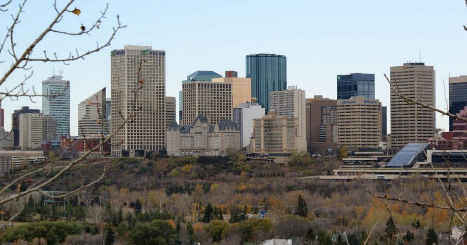 Waste Management Centre Edmonton