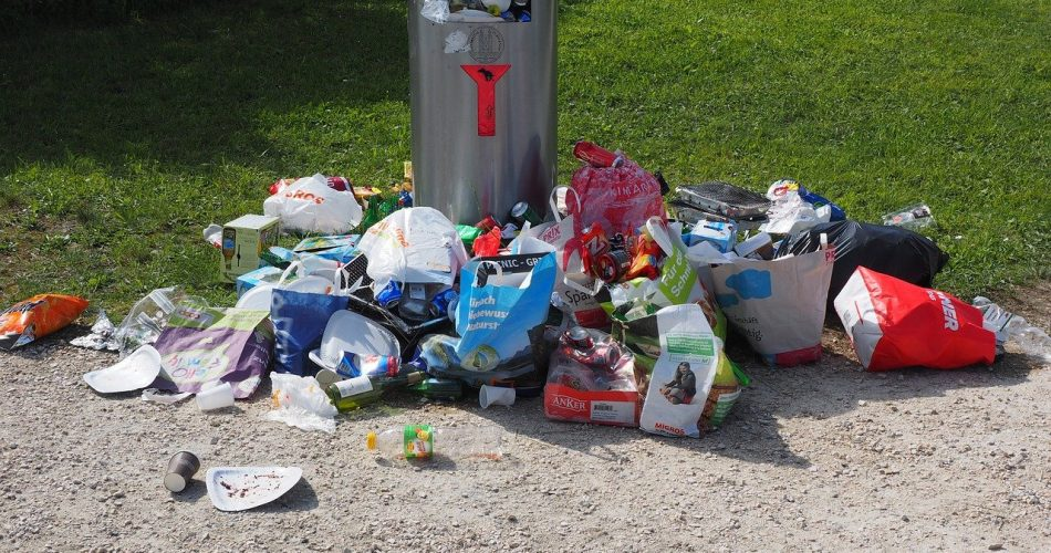 Waste Management Spokane Valley Washington