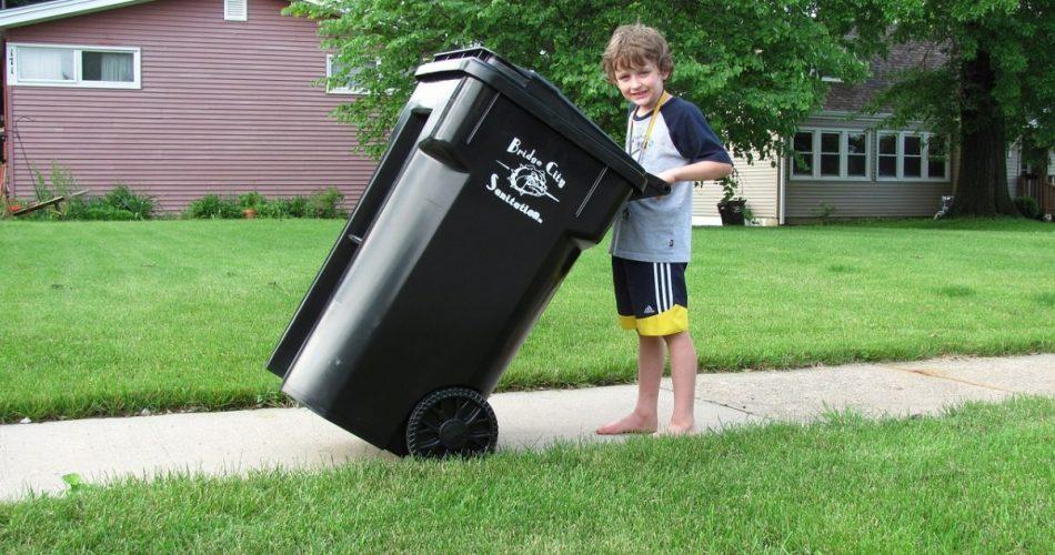 Waste Management Spokane Washington