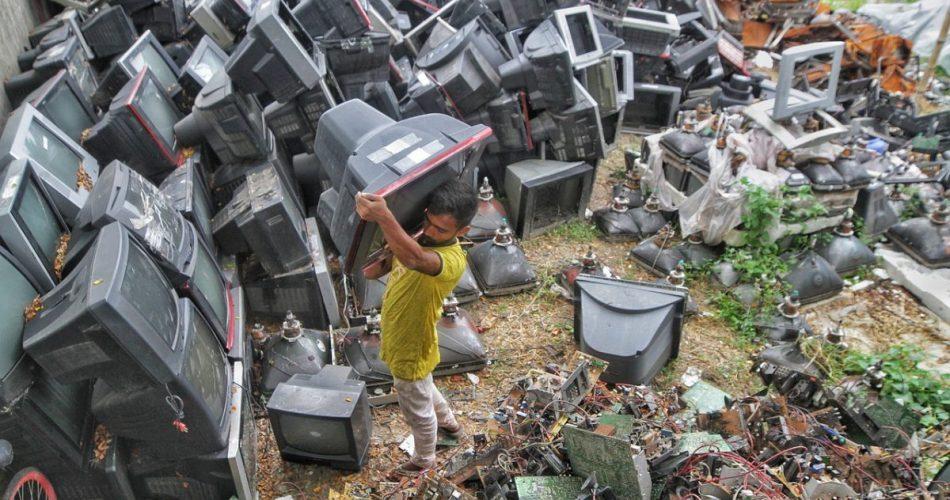 Working at Waste Management