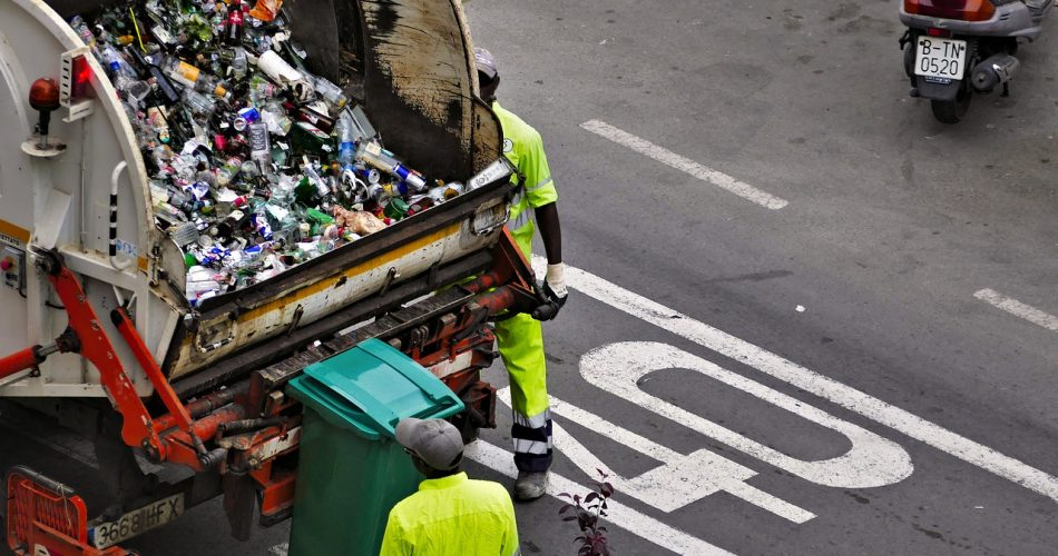 Waste Management Palm Desert ca