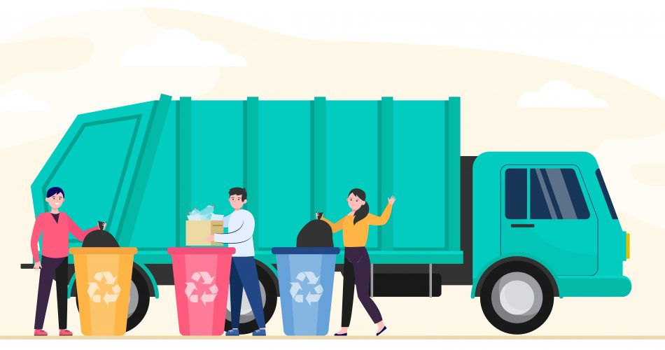 Dumpster rental is a great solution for many situations